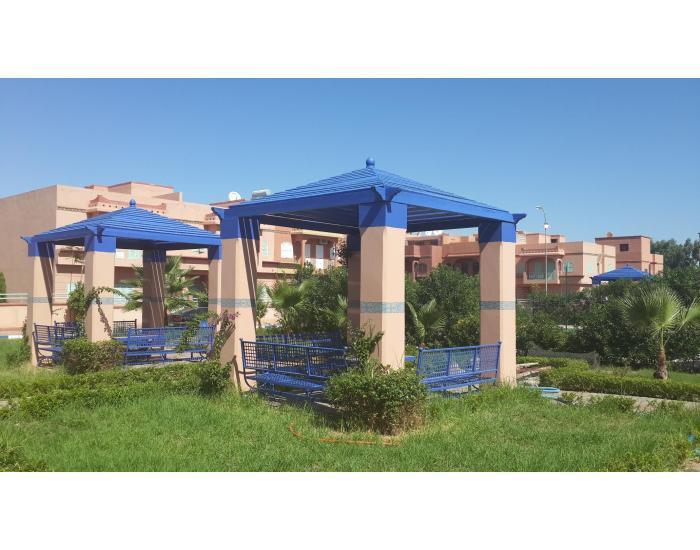 Villa semi finie à Marrakech afaq saada