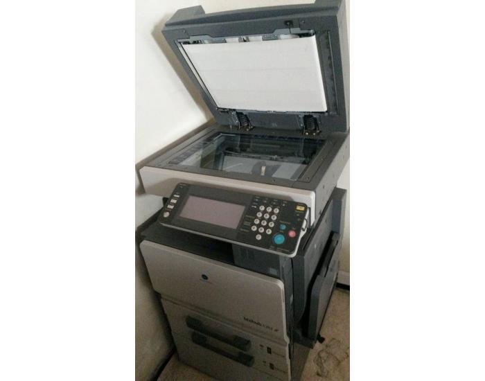 Photocopieuse konica minolta bizhub c252